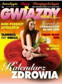 Gwiazdy mówią 8/2006